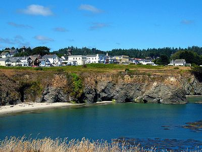 Photo for MENDO VILLAGE MONTHLY VACATION RENTAL OCEAN VIEWS DOGS OK