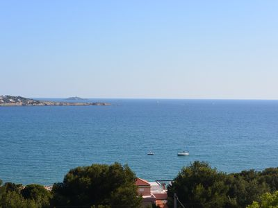 Photo for Cosy And Spacious Flat With Exceptional View on sea