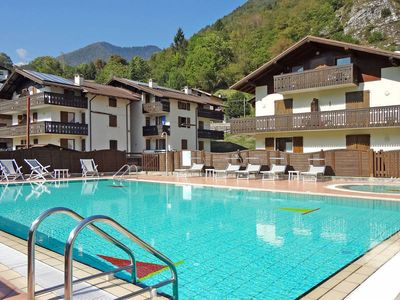 Photo for Apartment Residence Alessio  in Ledro, Ledro - Idro - Caldonazzo - 4 persons, 2 bedrooms