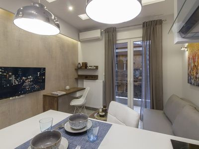 Photo for Chic appartment in the center of Thessaloniki