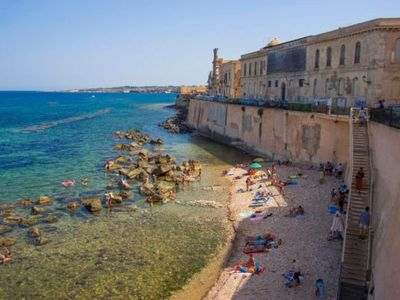 Photo for Holiday house Siracusa for 1 - 4 persons with 1 bedroom - Holiday house