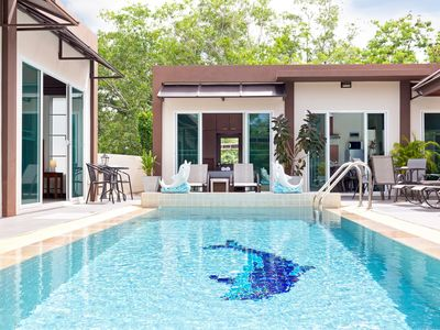 Photo for Residence Harmonie ↬ Exclusive Private Pool Resort