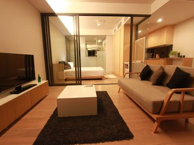 Photo for Siamese Resort@BTS Phompong, 1Bed, 50SqM