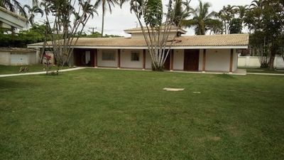 Photo for Large house on the beach of Pernambuco Guaruja.