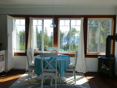 Idyllic One Bedroom Suite with Delightful Ocean and Island Views near Acadia