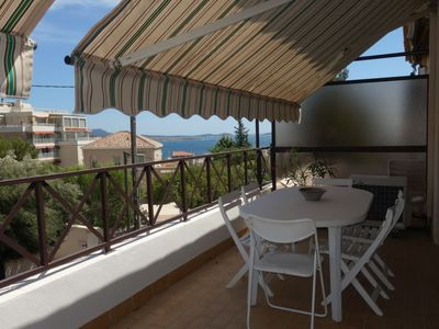 Photo for Apartment Les Buissonets  in Bandol, Cote d'Azur - 6 persons, 3 bedrooms