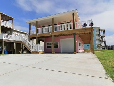 Photo for 5 bed / 4 bath home with ocean views in Sand Point  2 Masters Sleeps 14