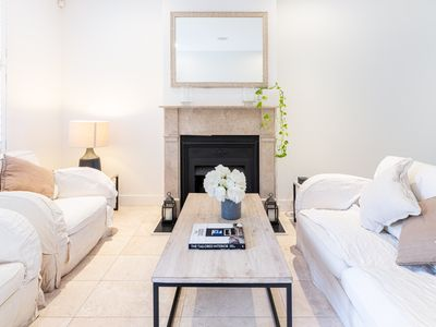Photo for Charming Paddington terrace with sunny out door space