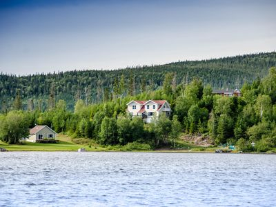 Photo for Hatfield House - 5 bedroom cabin at Gros Morne National Park