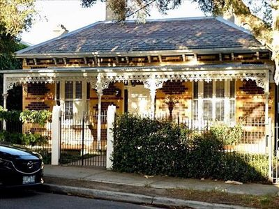 Photo for Victorian home walking distance to Glenferrie Road