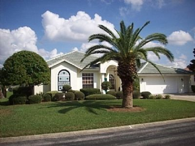 Fantastic Family Villa With Large Pool, 10 Minutes From Gulf Coast Beaches