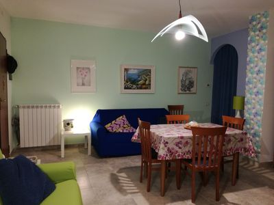 Photo for 1BR Apartment Vacation Rental in Vieste, Puglia