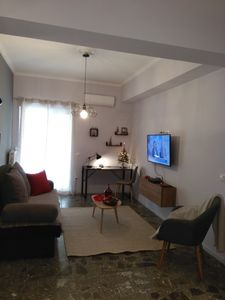 Photo for This flat is recently renovated near to Attiki metro station.