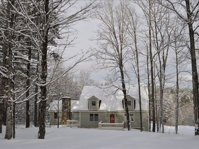 Photo for Stratton Ski Getaway, 4 Bedroom Outdoor Enthusiasts Playground