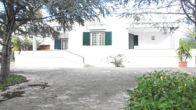 Photo for Villa with Garden,3 Verandas, ideal for Relaxing Vacations in Ostuni,South Italy