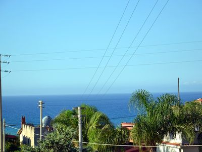 Photo for Apartment Simona with sea view, outdoor veranda, wifi free