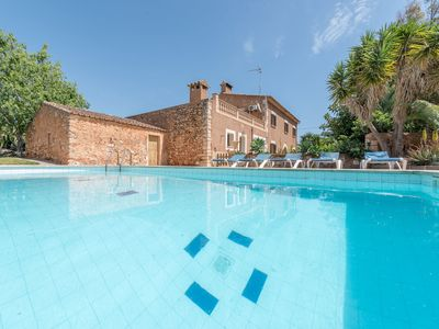Photo for Rustic yet Modernized Country Villa with Pool, Extensive Garden, Terraces, A/C, & Wi-Fi