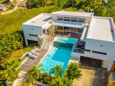 Photo for Caribbean Casas: Casa Saya for 9 in Puerto Plata, with an infinity pool and sea views!