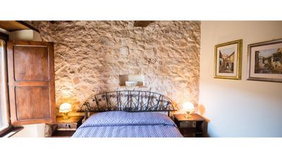Photo for From Nena 'to Borgo Castello. Gastronomic routes. Le Due Zittelle Room