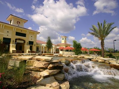 Photo for Amazing Orange Lake Resort - 2 BR River Island Luxury Condo.  Near Disney
