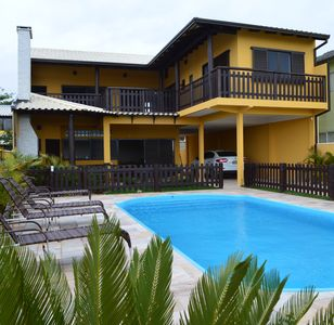 Photo for FRONT TO THE SEA, SWIMMING POOL, 5 SUITES WITH AIR COND., 25 PEOPLE, ADAPTED CADEIRANTS