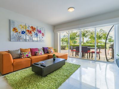 Photo for 2 Bedroom Condo with direct access to the pool. Ground floor unit with terrace. OC-153