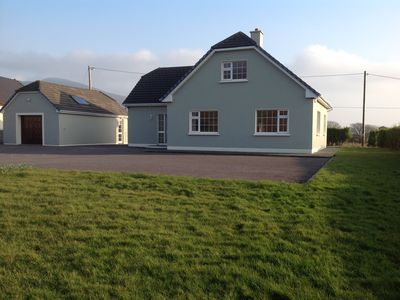 Photo for Caherciveen, Ring of Kerry Beach and Private Fishing Trips - ELECTRIC/OIL INCL.