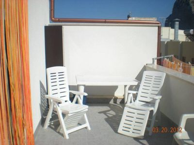 Photo for Apartment in San Vito Lo Capo 150 meters from the sea and the center