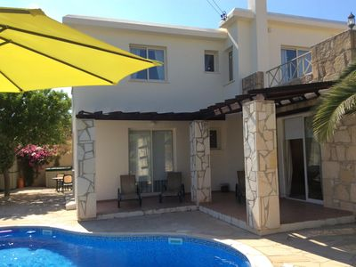 Photo for Villa Aphrodite in Historic  Location,  3 bedrooms,  beautiful tranquil scenery