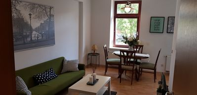 Photo for Cozy apartment in Plagwitz
