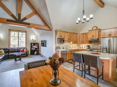 Photo for COME STAY IN LUXURY IN LEAVENWORTH- BEAUTIFUL VIEWS TO ENJOY THE FALL COLORS