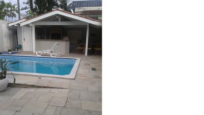 Photo for HOUSE WITH GOURMET AREA AND SWIMMING POOL
