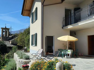 Photo for Apartment Nonna Nina (DMA305) in Domaso - 5 persons, 2 bedrooms