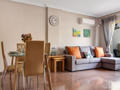 Photo for Apartment Acuario in Calpe/Calp - 5 persons, 3 bedrooms