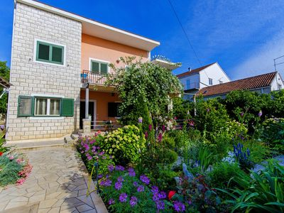 Photo for Our apartment is located at quiet area, with big terrace and nice garden arround