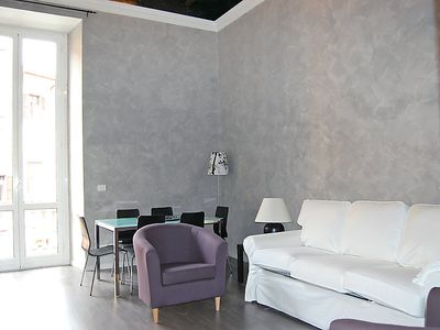 Photo for Apartment Ara Pacis in Roma: Centro Storico - 12 persons, 4 bedrooms