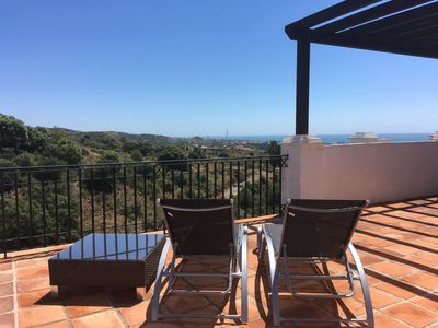 Photo for Marbella Stunning Flat with Sea Views