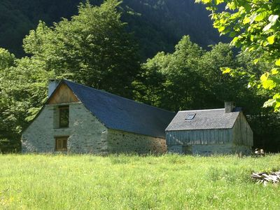 Photo for Chalet 10 people, in the Louron valley