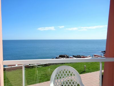 Photo for RENT SETE APARTMENT ANY COMFORT FIRST LINE SEA