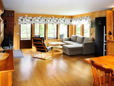 Photo for Vacation home Lilla Backa (HAL025) in Ullared - 6 persons, 2 bedrooms