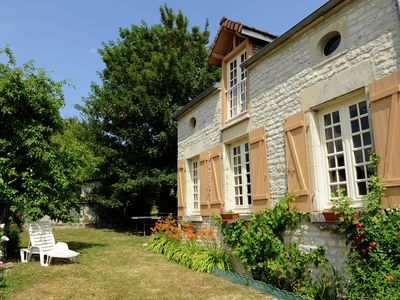 Photo for Romantic gîte in quiet village for Champagne lovers