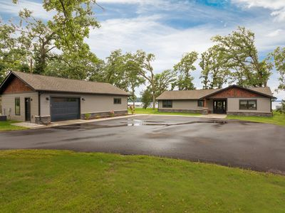 Photo for 3 bedhome home on main Gull Lake with bunkhouse - Sleeps 16