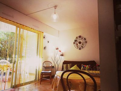 Photo for Charming studio 300m from the sea