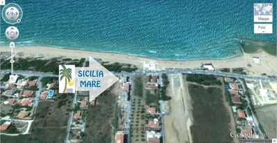 Photo for Sicily Sea Holiday Homes just 30 meters from the sea ...
