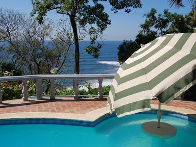 Photo for Lovely Ocean View Villa In Private Gated Residence Between Best Surfing Beaches