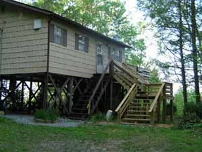 Photo for 2BR Cabin Vacation Rental in Whittier, North Carolina