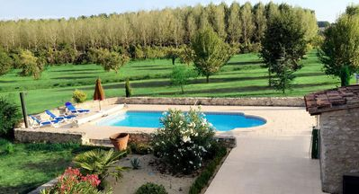 Photo for CHARMING PROPERTY OF 370M2 STANDING 5 BEDROOMS WITH SWIMMING POOL 10 PEOPLE