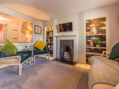 Photo for Dolphin Cottage is a beautiful newly-renovated old fisherman's cottage