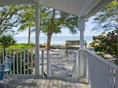Photo for Oceanfront 2 bedrooms (sleeps 6) April 6 - 20 2019