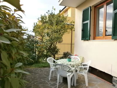 Photo for Levanto apartment 7 minutes walk from the beach and the station